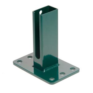 Dübelplatte Standard moosgrün