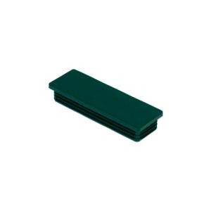 Gabionenpfostenkappe moosgrün